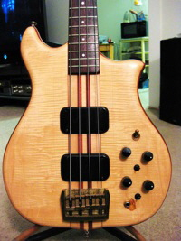 Sean Aq bass